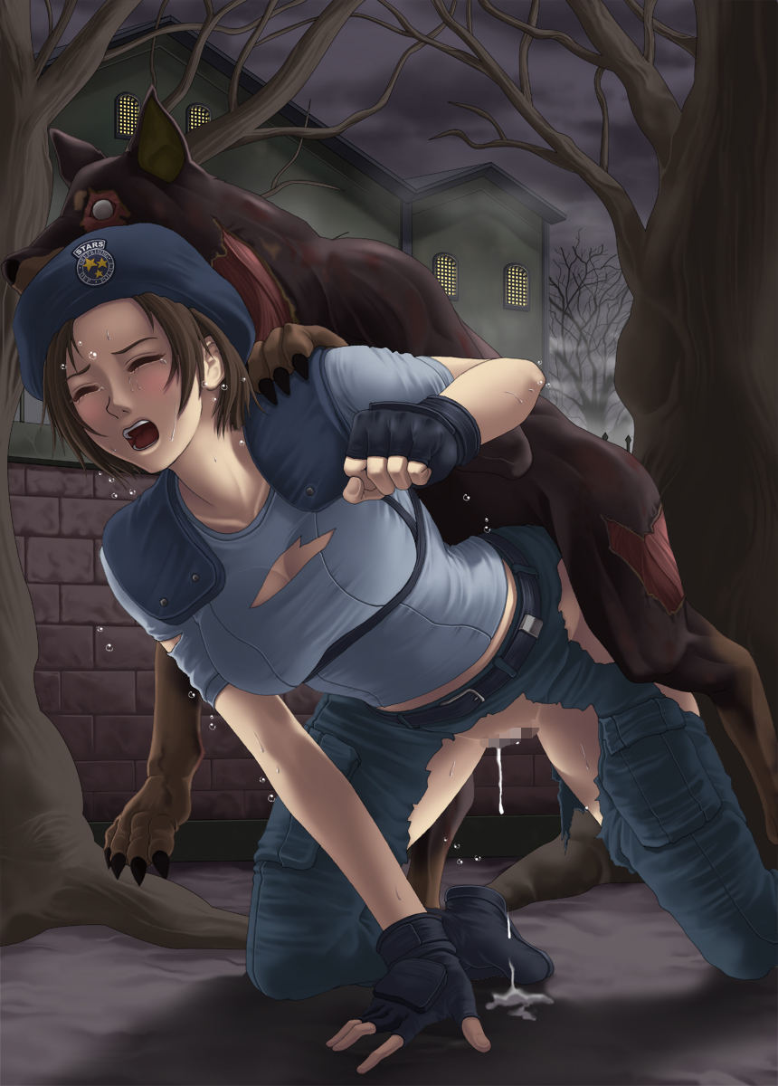 ears cat resident evil 2 Trials in tainted space frostwyrm
