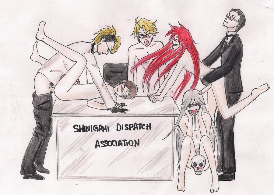 tall how sutcliff grell is Amazing world of gumball the heist