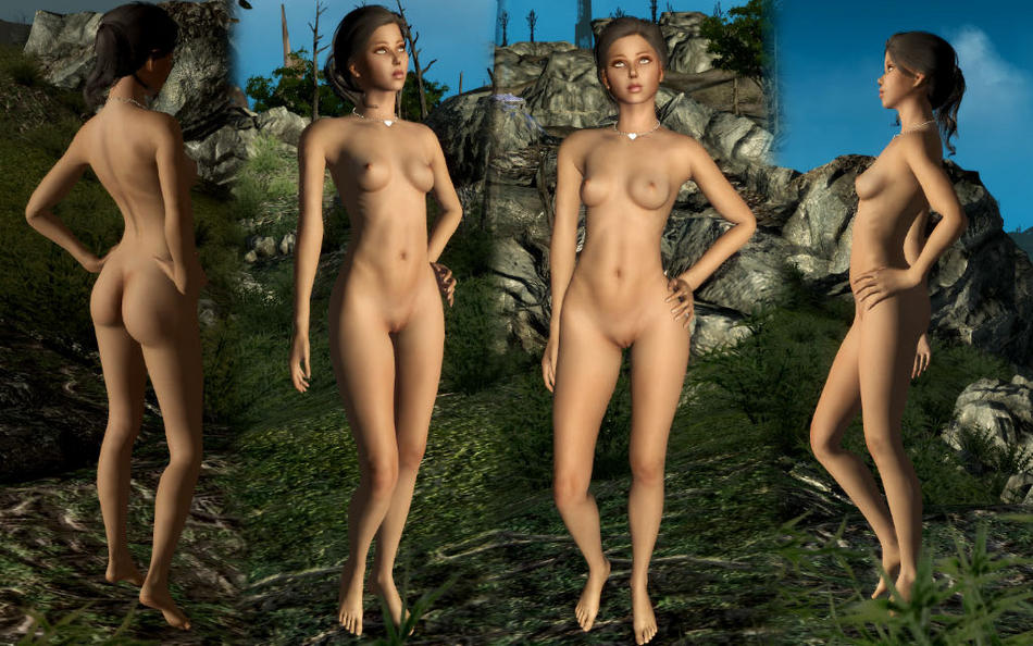 mod nude female fallout glorious 4 Classy with an i south park