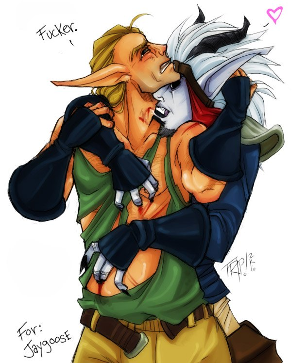 characters daxter female jak and Paz ghost in the shell