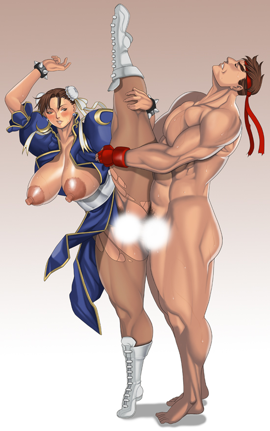laura street fighter 5 nude Puppet pal clem and mitch