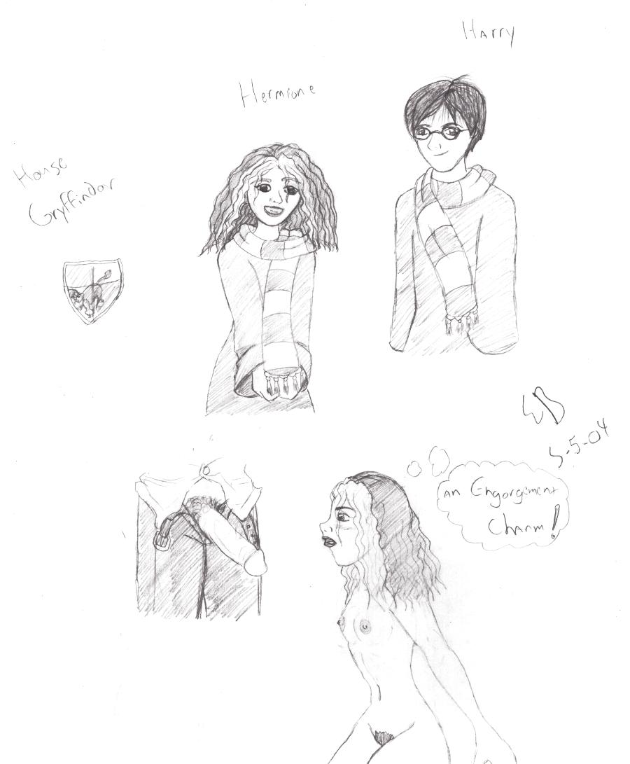from hermione potter harry naked What is seme and uke