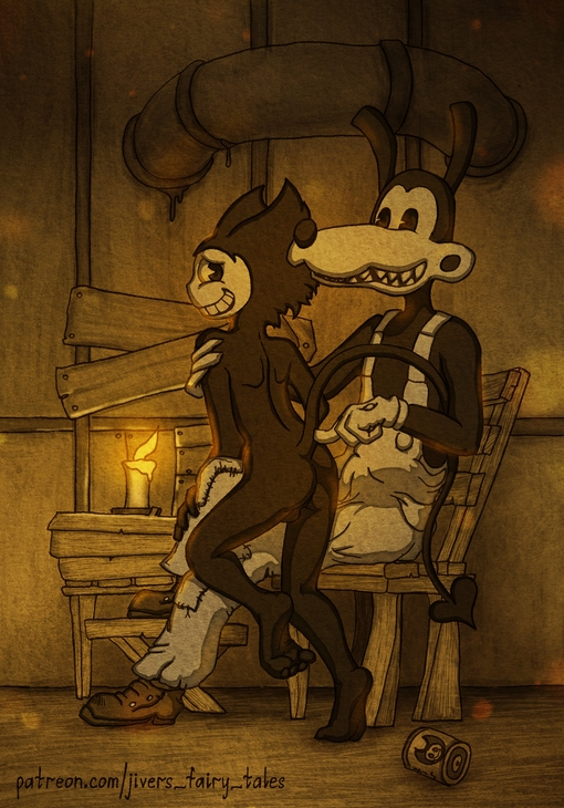 porn ink bendy comics machine the and Five nights at freddy's chica screenshot