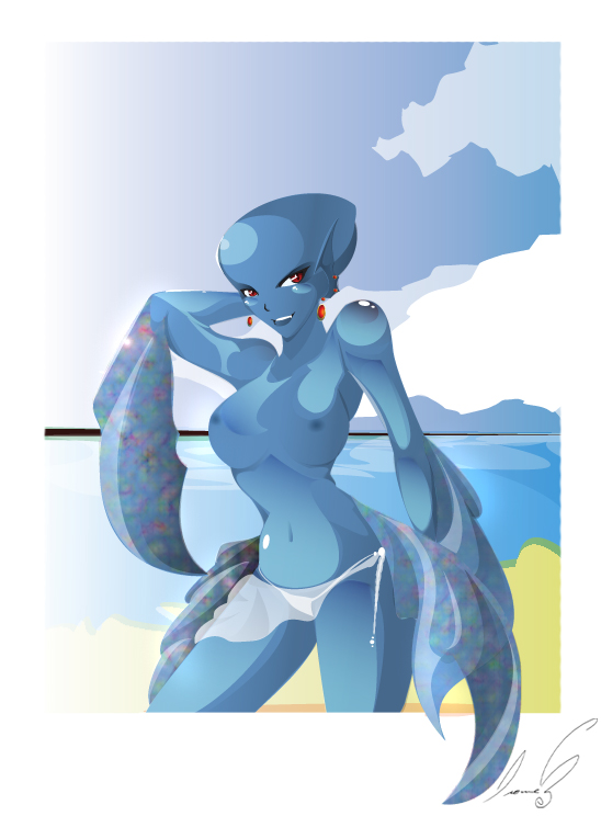 gallery the kincaid of adventures Dragon ball super vados naked