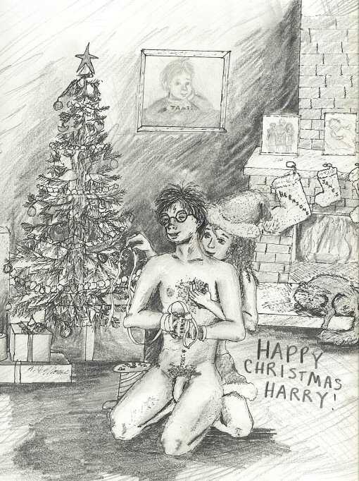 hermione naked potter harry from Trials in tainted space centaur