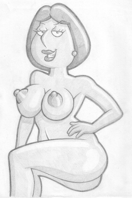 squeeze tit lois griffin nude Avatar the last airbender mai