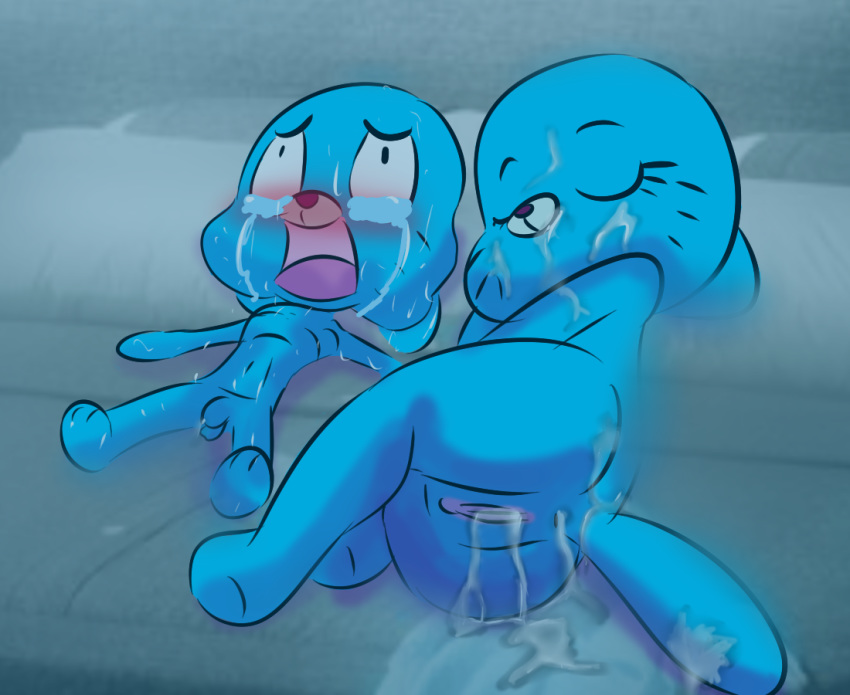 world of amazing nude gumball Mighty no 3