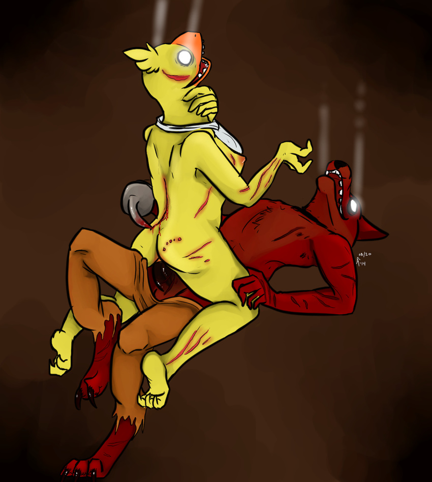 chica foxy at freddy's and nights five Tarot witch of the black rose nudity