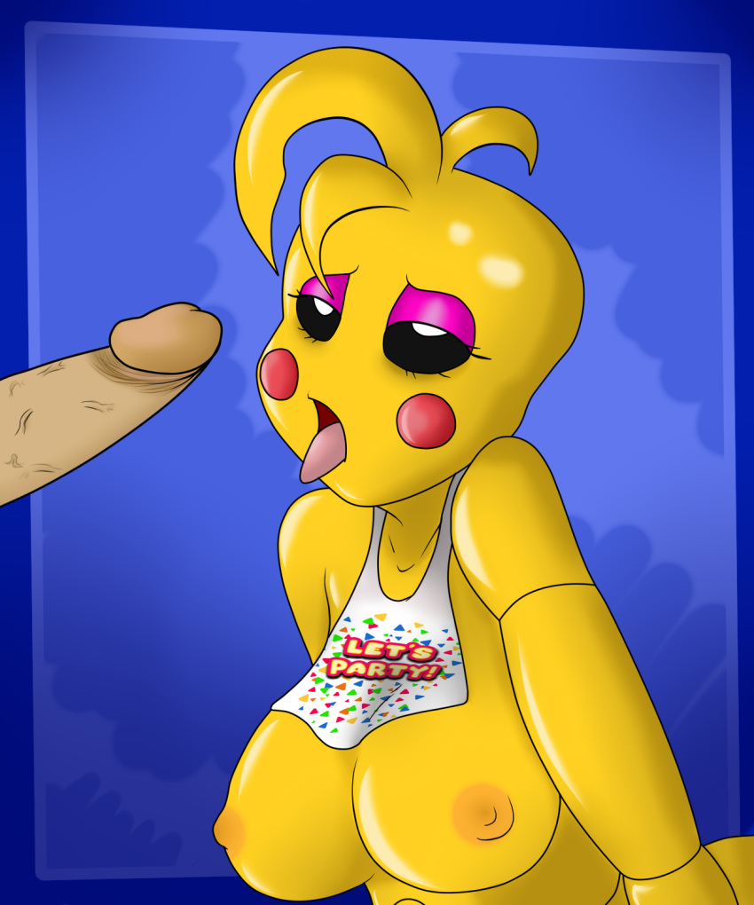 pics fnaf toy chica of How to draw a wolf furry