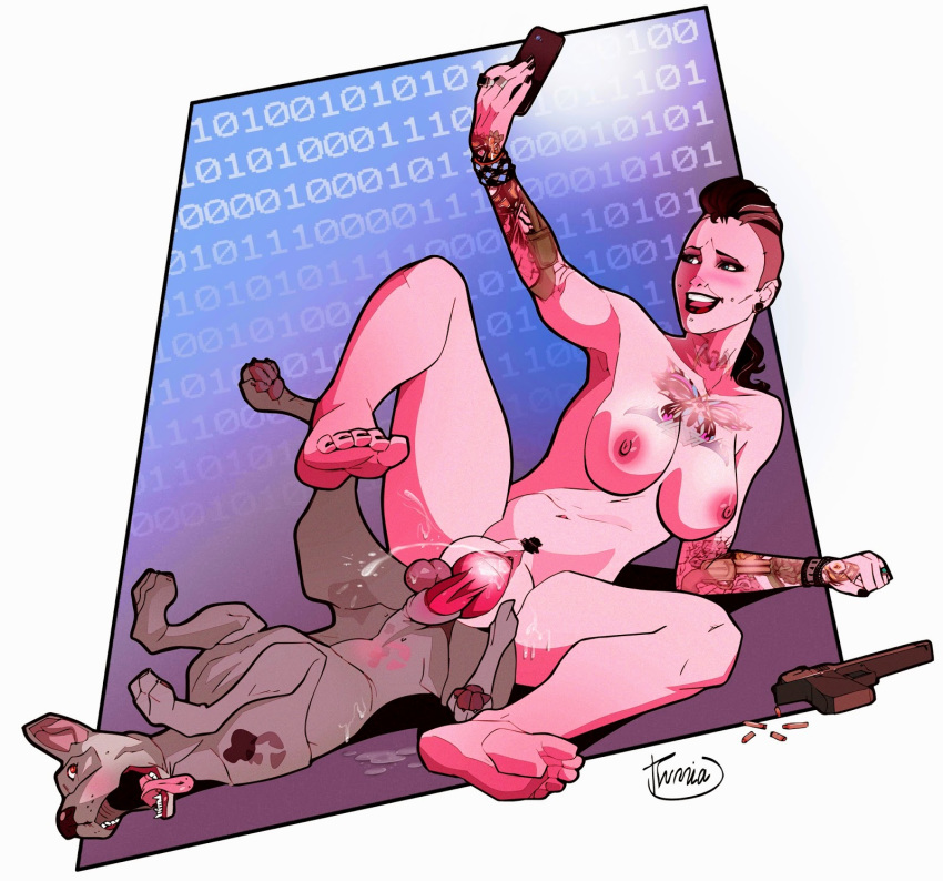 2 nude sitara watch dogs Lilly from alpha and omega